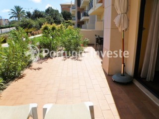 For sale excellent one bedroom, with terrace, in luxury condo of Albufeira, Parque da Corcovada, Algarve - Portugal Investe | 1 Bedroom | 1WC