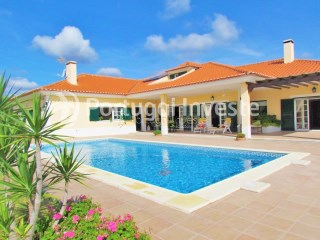 Unique villa for sale. Your Paradise in Portugal, only 20 minutes from Lisbon - Portugal Investe | 7 Bedrooms | 6WC