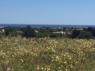 top of the hill seaviews, big building plot |
