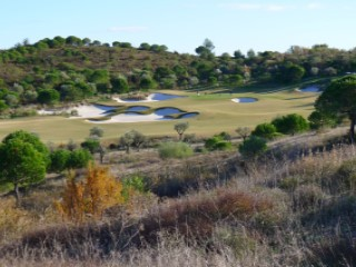 Superb plot on Monte Rei with Great Golf views |