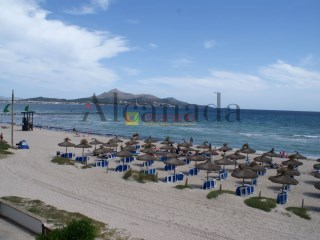 Apartment in Playa de Muro | 2 Bedrooms | 2WC