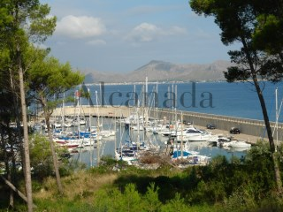 Seaview land in Alcudia,  Bonaire |