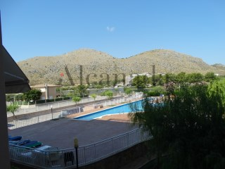 Apartment with terrace for sale in Alcudia, Mallorca. | 3 Bedrooms | 2WC