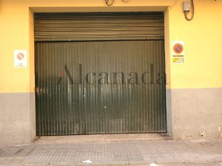 Garage of 28 places in the Centre of Palma. |