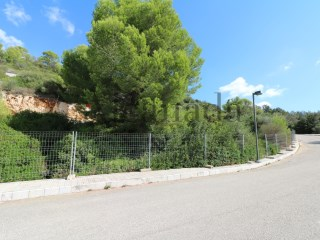 Urban plots in Pollensa Golf area. |