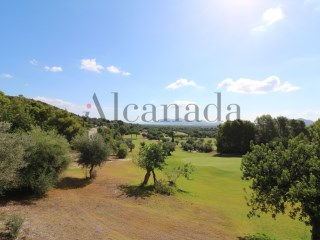 Plot in Pollensa, next to the Golf Club. |