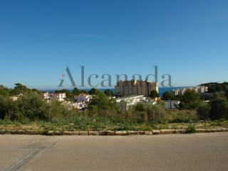 Urban plot for sale with sea view in Calvia, Cala Vinyes |