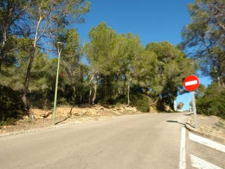 Urban plot for sale in Cala Vinyes |