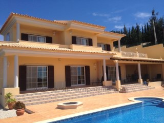 Beautiful 4 bedroom villa with sea views near Loulé. RP1127V | 4 Bedrooms | 4WC