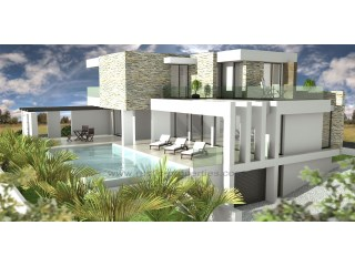 Contemporary 4 bedroom new villa near the beach. | 4 Bedrooms | 5WC