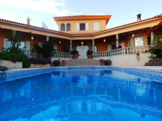 Luxury villa with pool and separate guest cottage with panoramic views. RPS1161V | 4 Bedrooms + 2 Interior Bedrooms | 5WC