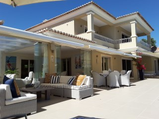 Luxury 4 Bedroom Villa, in Vale Formoso, Almancil, Central Almancil | 4 Bedrooms | 5WC