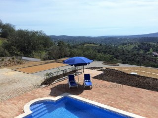 Lovely countryside villa with splendic panoramic views towards the coastline and sea. RPS1221 | 3 Bedrooms | 3WC