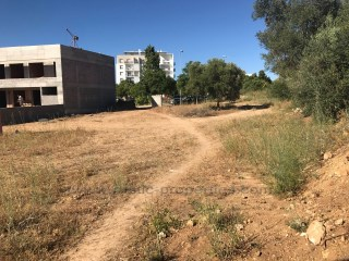 Building plot with sea view in town of Loulé. RP1263P |