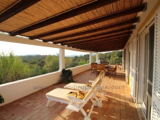 Quinta style house with two bedrooms in the hills of Loulé.RPS1284V  | 2 Bedrooms | 2WC