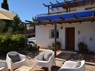 Beautiful typical villa with 2+1 bedrooms, pool and sea views. RPS1291V | 2 Bedrooms + 1 Interior Bedroom