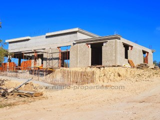 Villa under construction with 4 bedrooms, pool and sea views in Almancil. RPS1306V | 4 Bedrooms