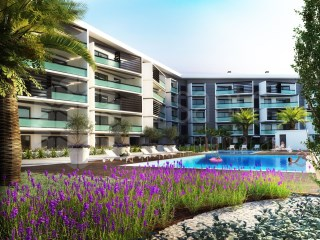SAN MIGUEL RESIDENCE-2nd phase-EXCLUSIVE CONDOMINIUM-apartments T1, T2 and T3  | 1 Bedroom | 1WC