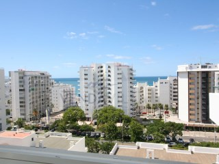 APARTAMENTO COM ESPECTACULAR VISTA MAR  | T2 | 1WC