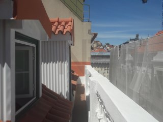 Apartment › Lisboa | 2 Bedrooms + 1 Interior Bedroom | 1WC