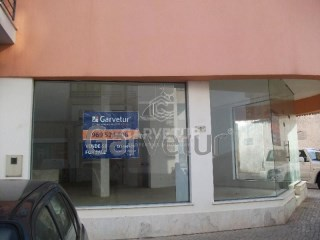 Algarve, Lagoa, Shop in the city center |