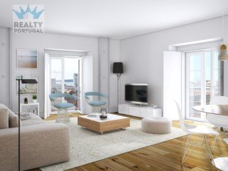 1 Bedroom Apartment Well Located, Mercy, Lisbon | 1 Bedroom | 1WC