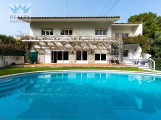 Villa T7 Well Located, Cascais, Lisbon | 7 Bedrooms