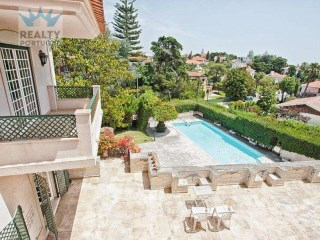 Villa › Cascais | 8 Bedrooms | 6WC