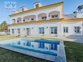 Villa › Sintra | 5 Bedrooms | 4WC
