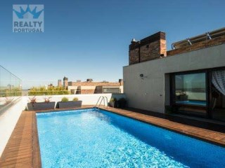 Penthouse › Lisboa | 3 Bedrooms | 4WC