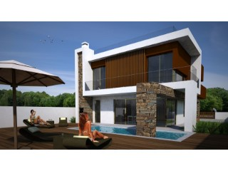 Sale of 100 m2 plot, in quality development, contemporary housing building, 10 minutes from the beach of São Martinho do Porto. | 3 Bedrooms | 3WC