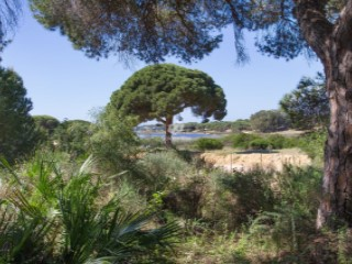 Sea View Building plot close to Vale do Lobo |