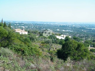 Excellent building plot for a large villa with great views |