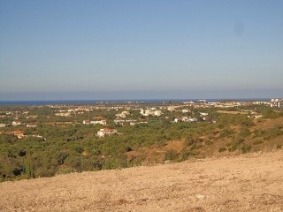Excelent building plot with sea views and exclusive location |