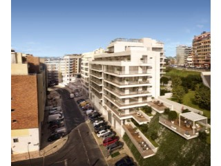 Excellent new 4 bedroom apartment with luxury finishing in Lisbon | 4 Bedrooms | 3WC