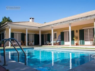 Detached House › Sintra | 5 Bedrooms + 1 Interior Bedroom | 4WC