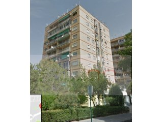 Flat › Granada | 4 Bedrooms + 2 Interior Bedrooms | 2WC
