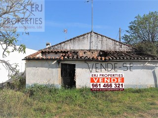 Plot of Land with Ruin - Vila Nova de Cacela |
