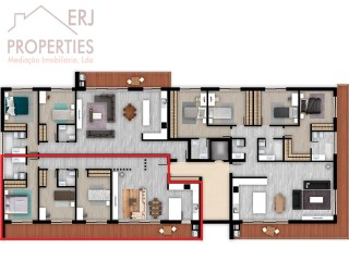 Apartment › Tavira | 3 Bedrooms | 2WC