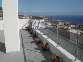 Apartment For Sale in Madeira With Panoramic Sea Views | 2 Bedrooms | 2WC