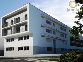 Excellent T2 New in s. Brás | 2 Bedrooms | 1WC