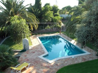 Villa with swimming pool - Santa Barbara de Nexe | 4 Habitaciones