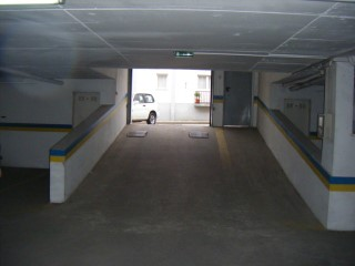 entrance of the garage%12/12