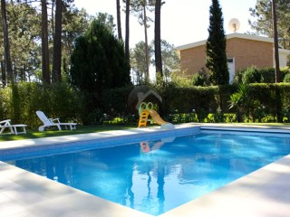 VILLA 3 MIOSOTIS-HERDADE DA AROEIRA GOLF RESORT BEACH LISBONNE | 4 Bedrooms + 1 Interior Bedroom | 1WC