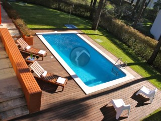 VILLA 18 BEGONIAS-HERDADE DA AROEIRA GOLF RESORT LISBONNE BEACHS | 4 Bedrooms | 4WC