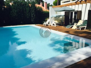 VILLA 21 DAISIES-HERDADE DA AROEIRA GOLF RESORT BEACH LISBONNE | 4 Bedrooms | 2WC