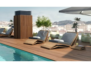 APARTAMENTO LUXURY TERRACE | T2 Triplex | 3WC