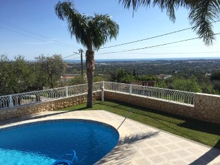 Villa with Swimming Pool and Sea View in Boliqueime MainProperties Algarve Portugal Real Estate%2/20
