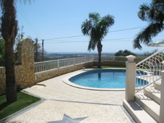 Villa with Swimming Pool and Sea View in Boliqueime MainProperties Algarve Portugal Real Estate%4/20