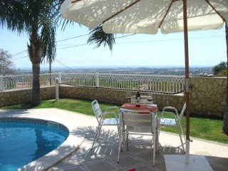 Villa with Swimming Pool and Sea View in Boliqueime MainProperties Algarve Portugal Real Estate%6/20